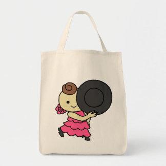 shiyotsupingutotokorudobe child black tote bag