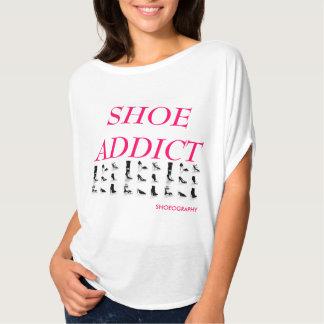 SHOE ADDICT T-SHIRT