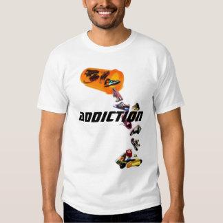Shoe Addiction Tshirt
