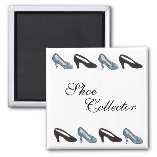 Shoe Collector Magnet