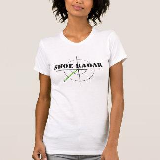 Shoe Radar by jokeapptv tm Tee Shirts