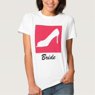 Shoes for the Bride Shirt