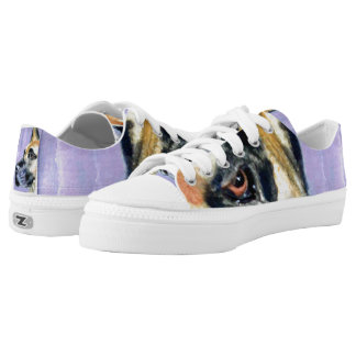 Shoes Great Dane Fawn Dog
