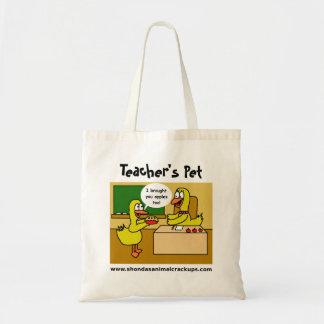 Shondas Animal Crackups Teacher's Pet Bag
