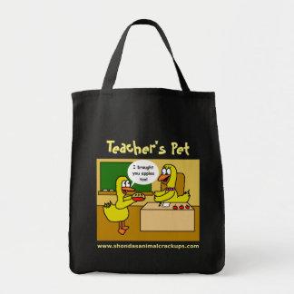 Shondas Animal Crackups Teacher's Pet Bag (Dark)