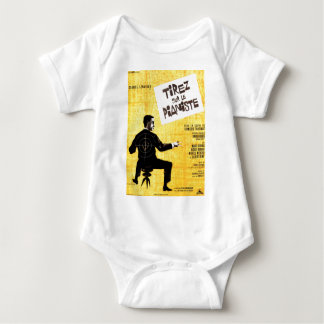 Shoot The Piano Player Baby Bodysuit