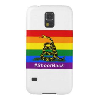 #ShootBack Samsung Galaxy S5 Case