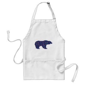 Shooting-Star-Mama-Grizzlie Standard Apron