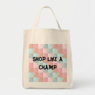 Shop Like A Champ Tote