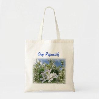 Shop Responsibly Tote Bag