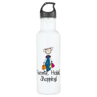 Shopping Favorite Hobby 710 Ml Water Bottle