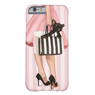 Shopping in the 50's barely there iPhone 6 case
