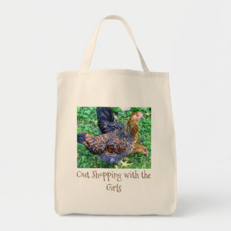 Shopping with the Girls reusable shopping bag
