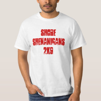 SHORE SHENANIGANS 2K9 T-Shirt