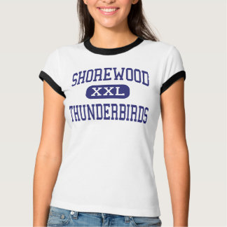 Shorewood - Thunderbirds - High - Shoreline T-Shirt