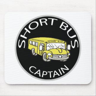Short Bus Captain Mouse Pad