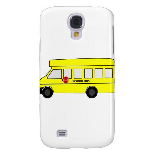 Short Bus Samsung Galaxy S4 Cover