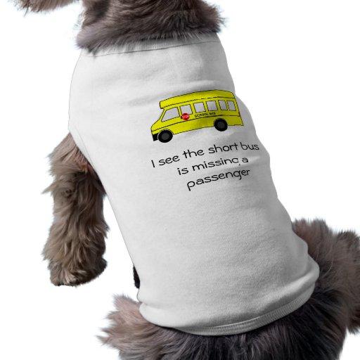 Short Bus Doggie T-shirt
