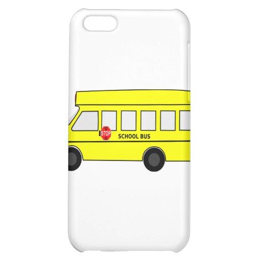 Short Bus iPhone 5C Covers