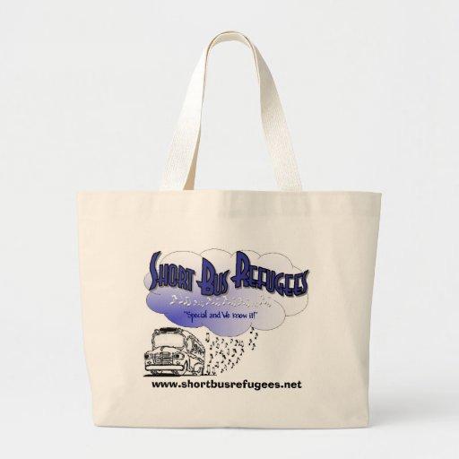 Short Bus Refugees Book Bag