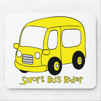 short bus rider 2 mouse pad