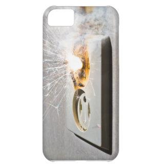 Short circuit iPhone 5C case