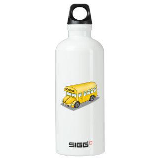 Short School Bus SIGG Traveler 0.6L Water Bottle