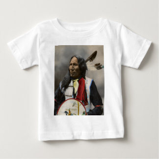 Shout At Oglala Sioux 1899 Indian Vintage Baby T-Shirt