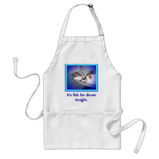Show Me Your Fishy! Standard Apron