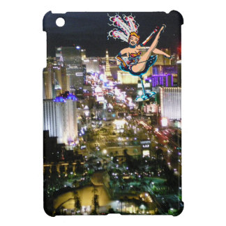 Showgirl on Las Vegas Strip Case For The iPad Mini