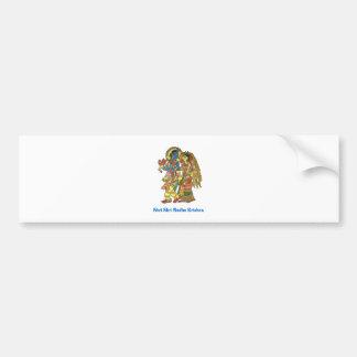 Shri Shri Radha Krishna Bumper Sticker