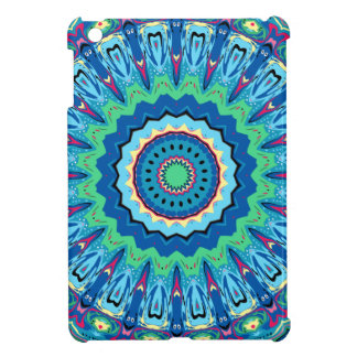 Shrimp Cocktail No. 2 Kaleidoscope iPad Mini Case