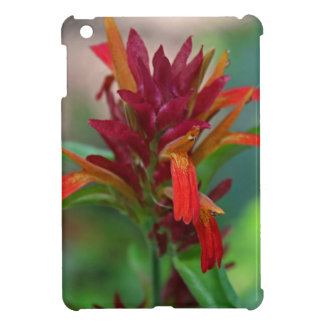 Shrimp Plant II iPad Mini Cover