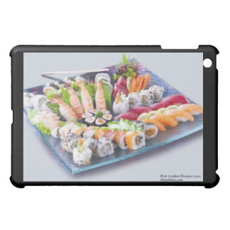 Shrimp Tuna Salmon Ca Roll Combo Gifts Mugs Etc iPad Mini Cover