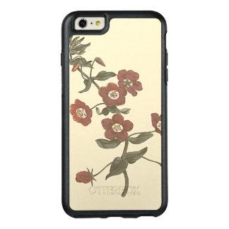 Shrubby Pimpernel Botanical Illustration OtterBox iPhone 6/6s Plus Case