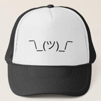 Shruggie Internet Meme Trucker Hat