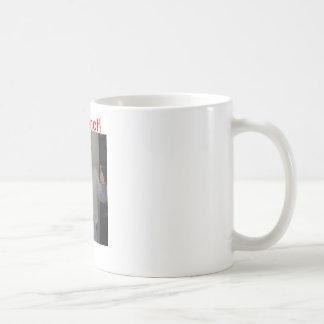 shushu, that's hot! basic white mug