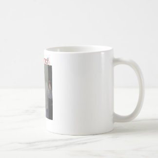 shushu, that's hot! basic white mug