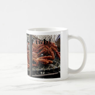 Shut Up & Fish! Basic White Mug