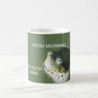 Shy Turtle Coffee Mug
