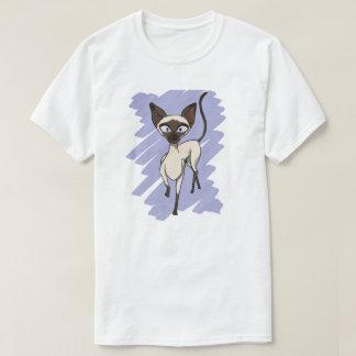 Siamese scratch T-Shirt