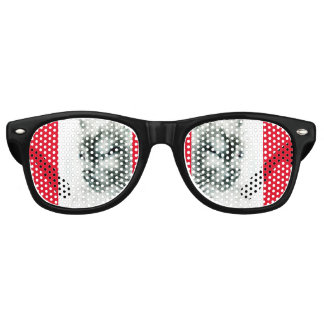 Siamese Twins Retro Sunglasses