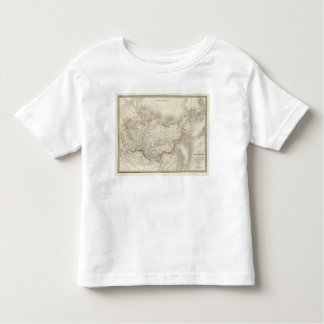 Siberie, Russie d'Asie - Russia and Siberia Toddler T-Shirt
