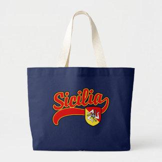 Sicilia Large Tote Bag