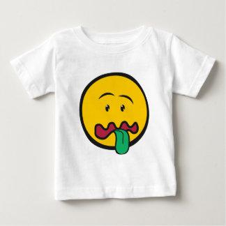 Sick Emoji Baby T-Shirt