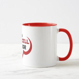 Sickle Cell Warrior Mug