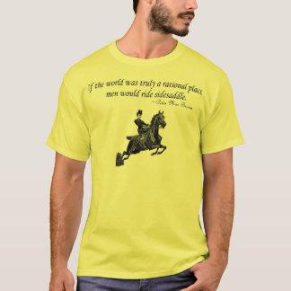 Sidesaddle T-Shirt
