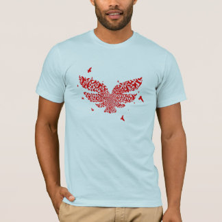 Sidhe Birds T-Shirt