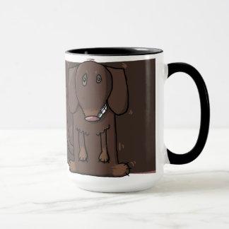 Sie nennen mich Kakao-Dackel Mug