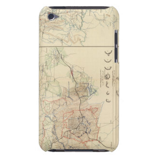 Siege of Atlanta iPod Touch Case